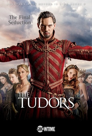 I am watching The Tudors                                      Check-in to               The Tudors on GetGlue.com