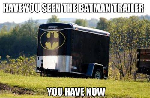 Have you seen the Batman trailer?