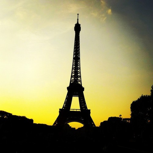 tuesdayv:  J'adore Paris #travel #photography #paris (Taken with Instagram)