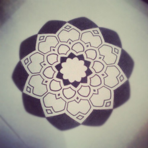 New mandala (Taken with Instagram)