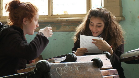 "MIFF 2012: Is ""Normal School"" more than just an underachiever with potential? Normal School (Escuela Normal) Directed by Celina Murga Written by Celina Murga, Juan Villegas 2012, Argentina  Any time a narrative film or documentary, or any art form for that matter, attempts to portray a well-defined social entity, whether it be a community or an institution contained within walls, there can be moments of giddying excitements as uncanny parallels begin to surface, acting as mirrors by which society as a concept and a reality, or aspects of both, are seen anew, as if through a pair of virgin eyes. And even if there is never a eureka moment or instance of epiphanic revelation, it is at least always interesting to see how certain constants always prevail, certain modes and patterns of order, even in the midst of apparent chaos. Celina Murga's Normal School is true fly-on-the-wall filmmaking; sometimes fly-on –the-back, fly-on-the-shoulder or fly-all-over-the-place. Set during the final trimester of the year in 5th School Parana, a bustling, chaotic Argentine high school housed in a sprawling building equal parts colonial grandeur and postcolonial disrepair, the documentary is careful not to interfere with the goings on as teachers and students alike struggle to make sense of their days. There are no interviews or voice-over narrations. There is no score. This is pure observational cinema, sitting in on heated classroom debates as much as it does on day-to-day upkeep and administration. Of course, considering that the final cut probably represents only a tiny percentage of the total footage shot, it would be naïve to assume that Murga and her crew are without agenda or that their eyes weren't at least drawn to certain elements in preference of others. After a very verite opening sequence, tracking a student in his late teens through the darkened early morning streets all the way to his scribbled-to-splinters desk, what follows is an endearingly unadorned introduction to the school's charismatic but overly adaptable principal as she goes about her morning routine, if it can even be called that. Normal School quickly finds itself preoccupied with a selection of politically-minded senior students preparing for the upcoming student elections as they approach graduation. If this is not because Murga intends the documentary to be in some way an exploration of the Argentinian socio-political fabric as seen through the eyes of those slowly coming to understand its complexities, then it is at least because following these bright and impassioned teenagers lends a sense of direction and purpose to a film that is being compared by some to the hands-free documentaries of Frederick Wiseman, who himself made a film called High School. The emergent lead characters of Normal School, so to speak, are introduced in startlingly economical ways, often through interactions with teachers and peers which establish their views on life and Argentine society as much as it exhibits their outspoken testiness and youthful hubris. CLICK HERE TO EXPAND THE ARTICLE"
