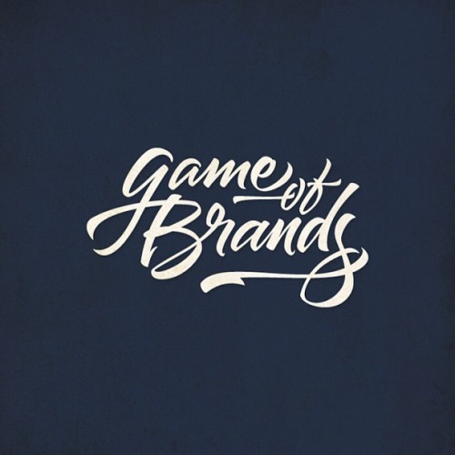 Game of brand unapproved / boceto no aprobado (Taken with Instagram)