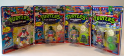 In honor of the Olympics, this week's prize is the TMNT Turtle Games Collection, signed by Kevin Eastman himself! Join to win: http://www.turtlesvsfoot.com/