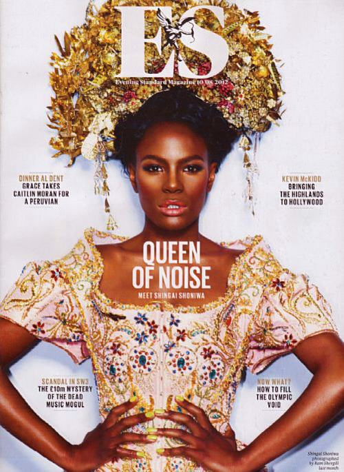 Noisettes' third album 'Contact' to be out Aug, 27.