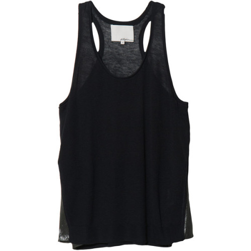 3 1 Phillip Lim top   (see more silk tank tops)