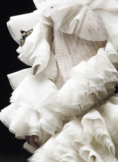 alexander mcqueen autumn/winter 2006-2007