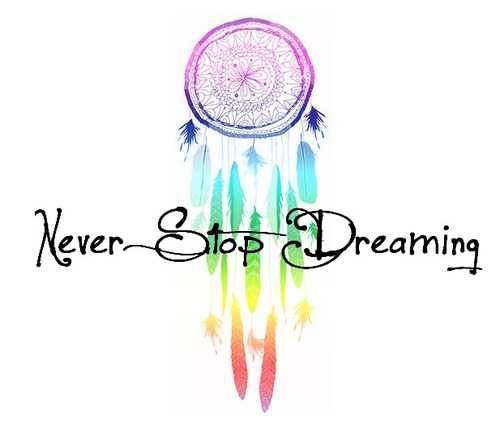 rebelliousflower1:  never stop dreaming :)