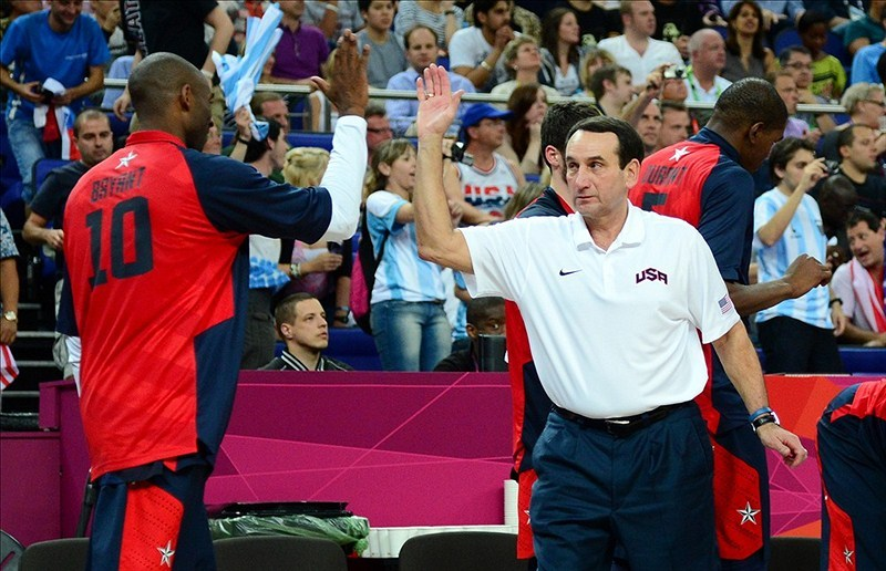 Coach K confirms tomorrow will be his last game as Team USA coach. His replacement should be ________________?