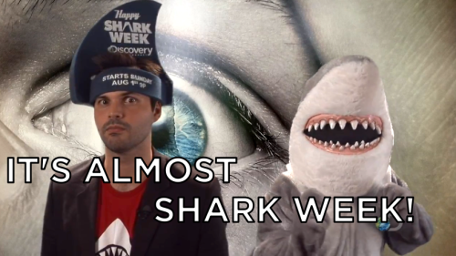 "TWiDN: We're On Mars for the Shark Week Special!  Tune in for Shark Facts, Mars Facts and Shark Stories! ""It's kind of like having a new baby…shooting its ChemCam laser at rocks to discovery the mineral content… so cute!"" ""You'd think with all those teeth a shark would have to brush a lot…""  Plus, special guest: Chompie!"