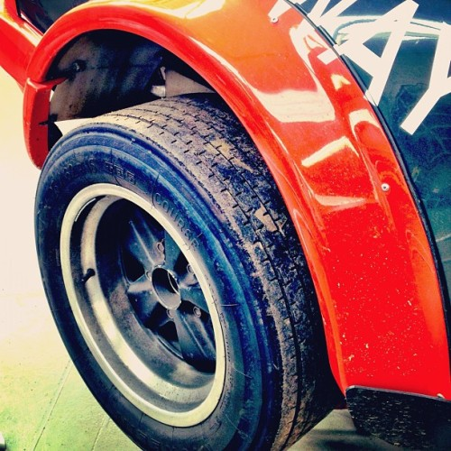 Droop #porsche #911 #rally #fuchs (Taken with Instagram)