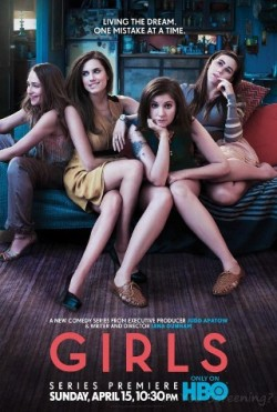"I am watching Girls                   ""E essa segunda temporada que não chega logo?""                                            21 others are also watching                       Girls on GetGlue.com"