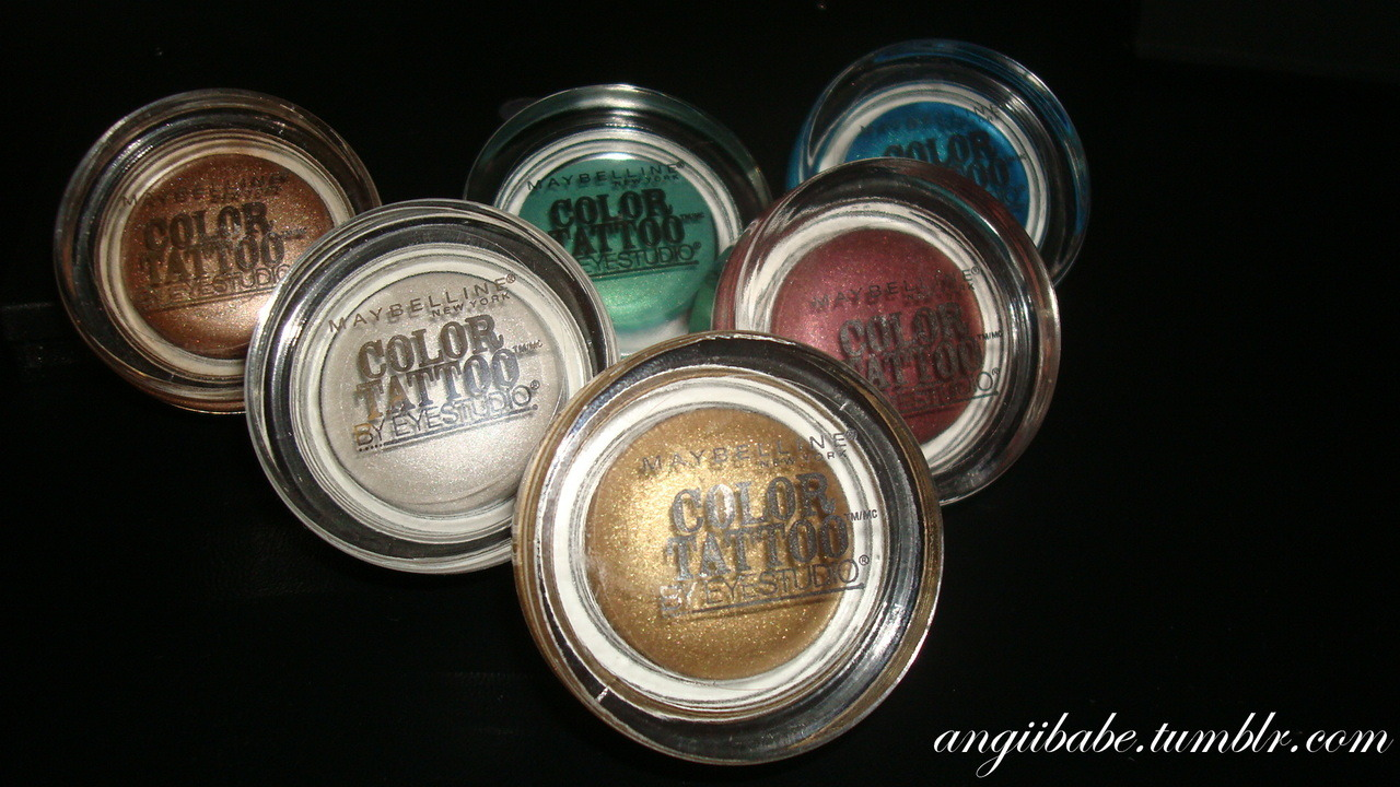 Maybelline Color Tattoos II…