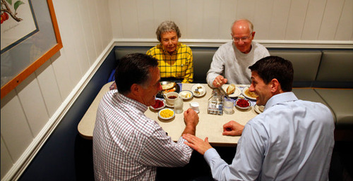 """LOL, these two have no idea what we're planning to do to their Medicare."""