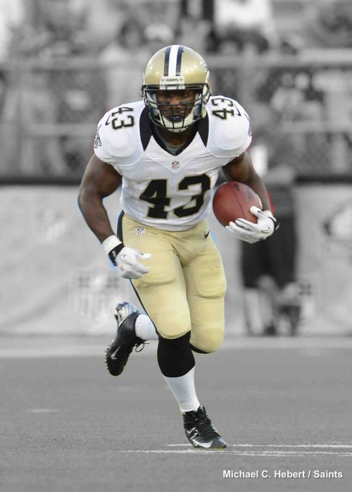 New Orleans Saints RB Darren Sproles