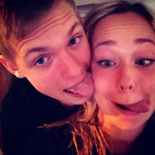 Mysrast med denna söta mupp #best #person #ever @jwanche  (Taken with Instagram)