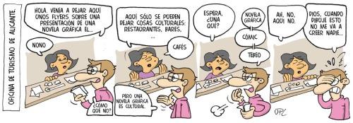 La tira cómica de SHOYU, de Ulises Ponce López, enhttp://www.tirashoyu.blogspot.com.es/