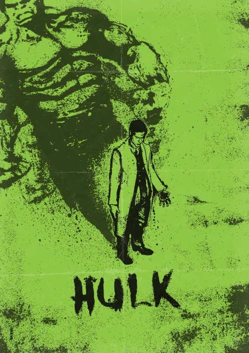 HULK by Daniel Norris - @DanKNorris on Twitter