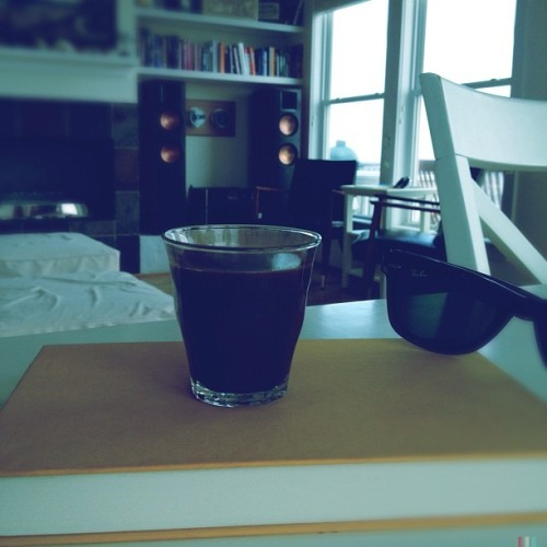 Moka pot (Taken with Instagram)