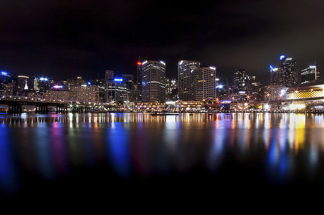 Darling Harbour by nigelhowe on Flickr.