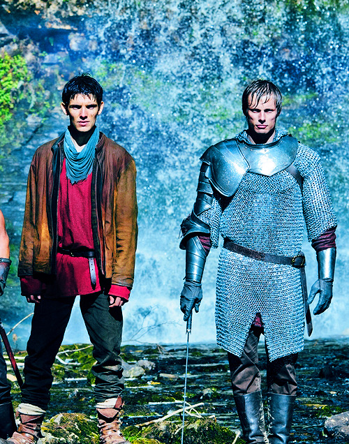 07/100 Merlin and Arthur