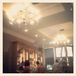 La Maison Du Chocolat #nyc #chocolate #desserts #french #newyork  (Taken with Instagram)