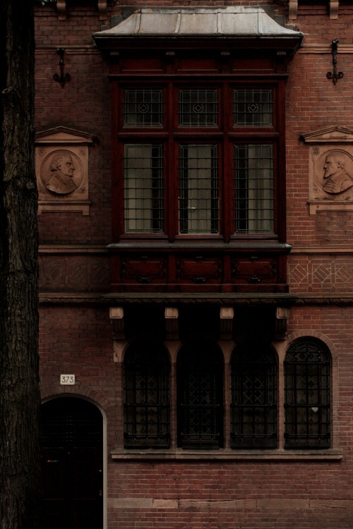 mattiaphoto93:  old typical buildings in Amsterdam ( holland , august 2012)