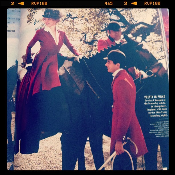 Mario Testino (Taken with Instagram)