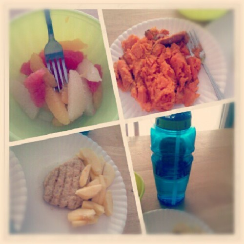 #paleo #lunch #food #full (Taken with Instagram)