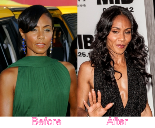 Scientology ruined Jada Pinkett-Smith's face. How else do you explain this?!?!