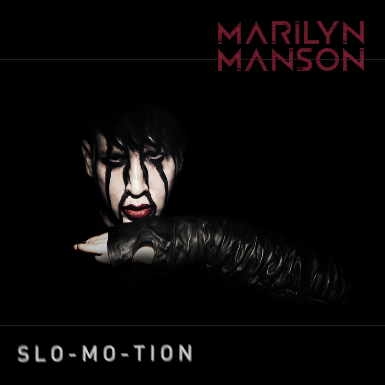 marilynmanson:  Artwork for Slo-Mo-Tion. The single will be released next week.