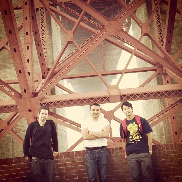 Lovin the crew @israelcnf @rodezapata @jkyau  (Taken with Instagram)
