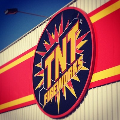 Yea buddy! #tnt (Taken with Instagram)