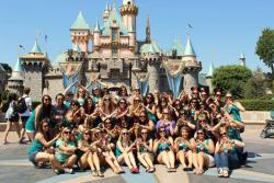 SigKaps at Disney Land!