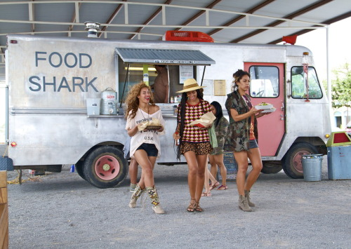 I love Beyonce and I love Marfa. Love Food Shark. This picture's perfect.