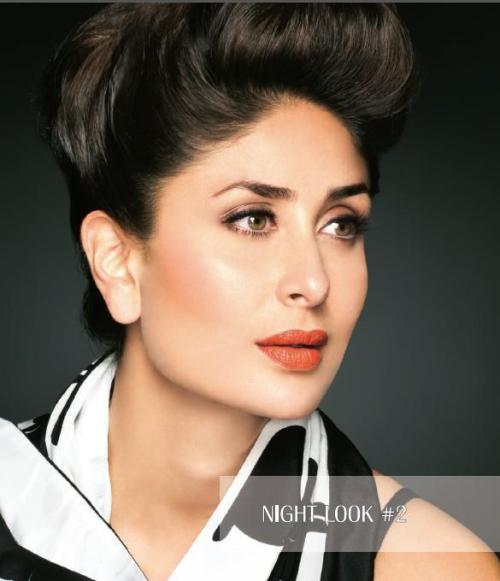 Kareena Kapoor for Lake absolute Ad print