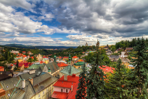 From the Old Castle by Miroslav Petrasko (blog.hdrshooter.net) on Flickr.