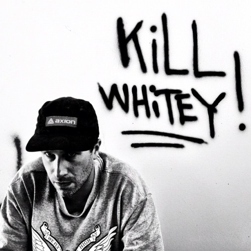 "Mark BRANDSTETTER_""Kill Whitey""_Follow him @plainandsimple1 #Portrait #Ansel #EastCoast #KillWhitey  (Taken with Instagram)"