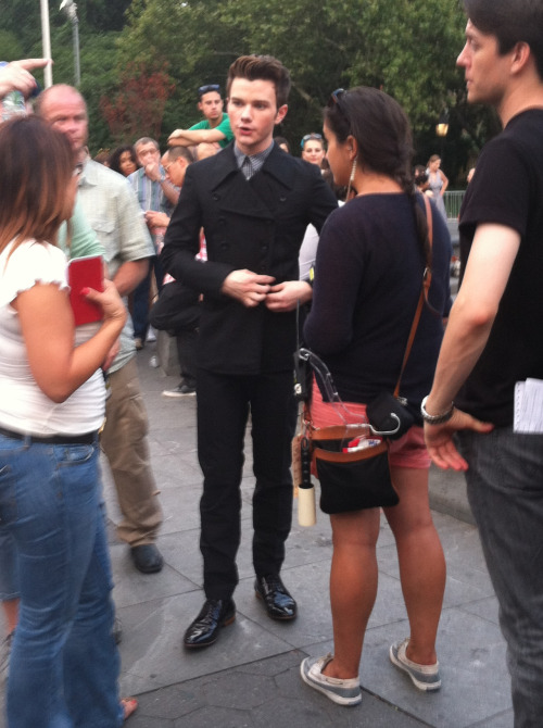 the-cimmerians:  moanteith:  Chris Colfer!  …the fizzy, popping noise you're currently being bombarded with is the sound of my carbonated hormones. HOLY SEX ON A COLFER-SHAPED STICK, CHRISTOPHER.
