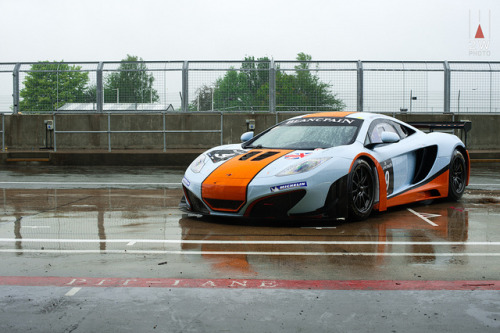 Gulf Racing UK McLaren MP4-12C GT3 on Flickr.Via Flickr: Rob Bell and Mike Wainwright Blancpain Endurance, Silverstone, 2nd-3rd June 2012