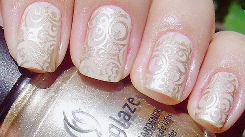My dream nails.