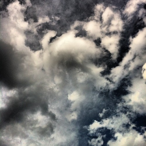#picoftheday #thecloudchasers  (Taken with Instagram)