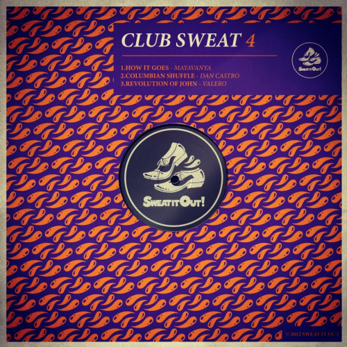 Our track released on Sweat It Out Music today! Check it out here or here or here.
