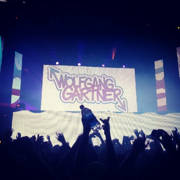 #wolfganggartner! :D (Taken with Instagram)