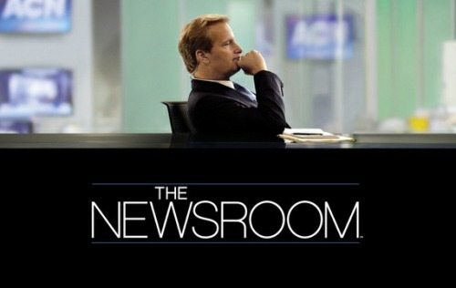 "naysayersspeak:  becausegoodbye:  HBO's The Newsroom is the most compellingly terrible thing on television. It's so bad (and in such idiosyncratic ways), that I find myself itching to watch it every week. I apologise if this is super boring, but I just really need to get some things off my chest. 1. First of all, the amount of contempt this show has for woman is crazy. It's relentless; all the little things. Lisa being so delighted with having FaceTime on her phone (""Can you see me?!"") that she walks right into a pedestrian. Don telling Sloan that her segment is going to have to be longer tonight, so she's ""expanding"" — a common term in the industry they both work in — and Sloan exclaiming, ""Come on, I only gained four freaking pounds!"" Mack and Jim receiving the same oblique text from a national security analyst, but Mack being certain that he's hitting on her. And that's not even touching on the truly ridiculous shit they make Maggie say. In the particular universe of this show (and, seemingly, Sorkin's life), women exist only to admire men and be the punchlines of jokes. It's horrible and blatant and weird. 2. The characters have resumes instead of depth. Mack was supposed to have been an embedded war journalist in Afghanistan, but nothing in her wobbly, maladroit behaviour even hints at the qualities that would be needed and inculcated in such a situation. Will was supposed to have been a mild, inoffensive anchor who never upset anybody, but we've never seen him even come close to resisting the opportunity to lecture anybody. On a pretty fundamental screenwriting basis, it's implausible that Will used to defend Sarah Palin, when ignorance or incompetence of any kind gives him rage-spasms. It's implausible that he's a registered Republican, when every political viewpoint he's expressed is 100% Aaron Sorkin's. The Newsroom has the most impossibly specious set of characters I've ever come across — the cast of Rocko's Modern Life had more internal logic — and the cognitive dissonance that results from that, crossed with how seriously the show takes itself, is legitimately unsettling. 3. Which leads one to ask: if they're not characters, what are they? The most fascinating thing about this show is how purely it takes its narcissism. I would honestly not be exaggerating very much if I summed up The Newsroom as ""a bunch of smart people saying Aaron Sorkin's political opinions, and admiring each other for doing so"". Opponents are brought on only briefly, to look abashed while their positions are eviscerated on national TV. Only Sorkin's viewpoint is allowed to be argued articulately, and the show presents the force of that eloquence as the manifest proof of its truth. The dishonesty of the tactic is nauseating, even when I agree with what's being argued. 4. And I agree with it a fair bit! That's part of what makes this so weird! I used to love The West Wing, and was genuinely prepared to like this show. But where The West Wing was idealistic in a way that felt earned — it allowed characters who were equally smart and sympathetic to disagree; it was prepared to learn as well as teach — The Newsroom feels deeply cynical. Only with The Newsroom do I fully realise just how stupid Aaron Sorkin thinks everyone is. I hate to say this, but this show is actually making me re-evaluate my relationship with The West Wing. Did this kind of narcissistic ""mission to civilise"" lurk under that show's fabric too? 5. There is perhaps an element of self-defence in my aversion to this show. Aaron Sorkin is spectacularly good at writing a certain kind of dialogue — unrealistically fast and clever, zingers and counter-zingers flying, a certain flattery to your level of intelligence — and when it's paired with characters you care about, it makes for a really engaged televisual relationship. I stand by my assertions about how specious and badly-contructed all of The Newsroom's characters are, but it's probably also true that I don't want to care about them. Caring about them would mean handing the show an extremely potent weapon in the battle to emotionally manipulate my thinking, and that just feels like way too much power to cede to so creepy an entity. 6. I get the feeling that my experience watching The Newsroom might be somewhat akin to what a thoughtful right-leaning person might feel when watching Fox News. You know: the cringe in your stomach when you see people arguing dishonestly for something you believe in. And the more I thought about it, the more I began to feel like there might really be something to that comparison — that, more than any news program currently in existence, this might actually be what a left-wing version of Fox News actually looks like. 7. No, I'm serious. Fox News presents a highly partisan take on current events (carefully guided to accomplish specific goals within the current political climate), and disguises itself as news. The Newsroom, in contrast, presents a highly partisan take on current events (carefully guided to accomplish specific goals within the current political climate), and disguises itself as a drama. Their difference in form might require no more complex explanation than that The Newsroom was created by a screenwriter, and Fox News by a newspaper man. Both deliberately blur the boundaries of reality and fiction. Both do so in the unshakeable belief that their own worldview is ultimately righteous enough to justify the tactic. What am I missing? 8. Some months ago, I made the argument to a room full of people that propaganda was important, and the avenue through which how important social battles were won. ""If Nazis are really good at propaganda,"" I said, ""isn't it our responsibility to be even better at it?"" Clearly, though, my discomfort with The Newsroom belies the easy enthusiasm of that statement. Even if it could turn someone around on some issue or other, I find myself unable to deal with the idea that people could find this show convincing, or noble, or even legitimate. If you wanted to, it wouldn't be hard to see this as a microcosm of why the Left (very generally speaking) has a harder time effectively propagandising its aims. 9. But maybe not. Maybe the amount of things about this show I find politically objectionable (the misogyny, the elitism, the Great White Man Coming To Save Us All) far outweigh the occasional decent arguments it makes. Perhaps politics resides less in the questions that are asked, and more in the way they are asked; the framing of the question, the structure of the dialogue. Even if I agree with what the Great White Man is saying, he can fuck right off if he believes he's the only one worthy of the space to say it. 10. Yeah, okay, I feel better now.  This is a really excellent take on The Newsroom, which is terrible."