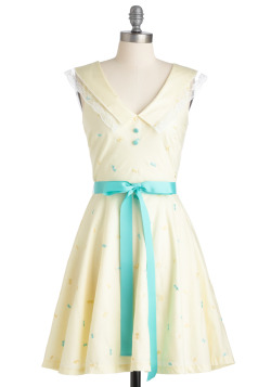 Butterfly with Me Dress- Nishe  Sailor dress, anyone?