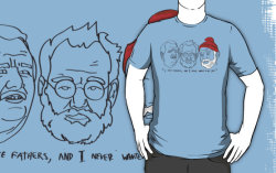 "More Life Aquatic love. I call it ""Past Lives."" Buy shirts and stickers at redbubble."