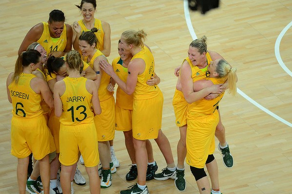 Bronze for the Opals! <3