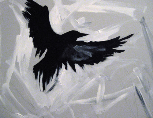 iheartcrows:  crow (by starheadboy (no trades))