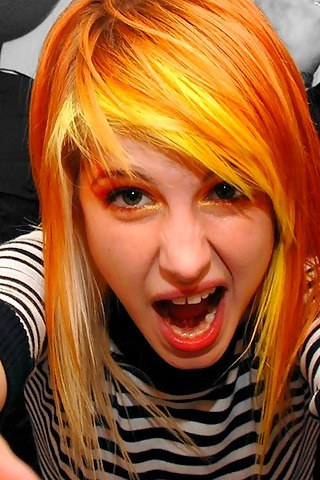 peoplecallmemarvin:  Hayley Williams