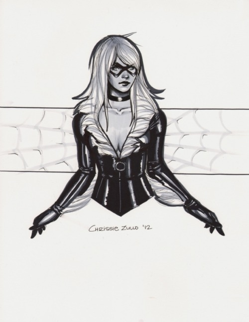 .Black Cat by Chrissie Zullo (2012).